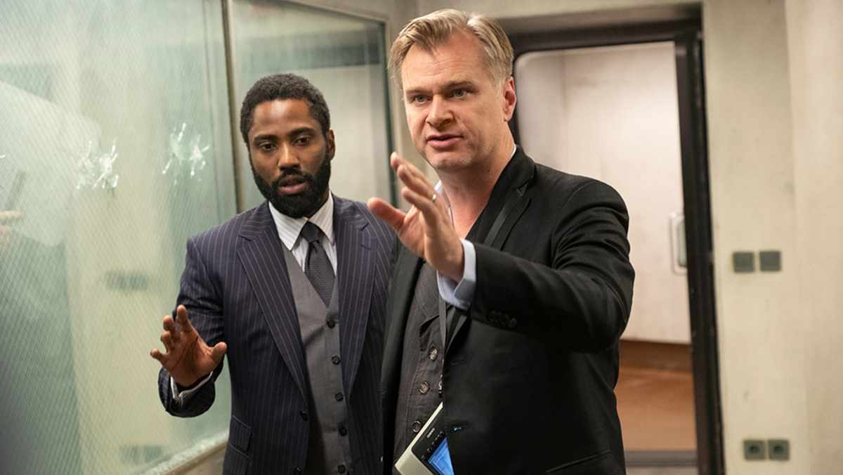The Question Christopher Nolan Seems to Ask His Audience in Tenet