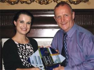 Sophie Begg - Mary Hamilton Award 2007