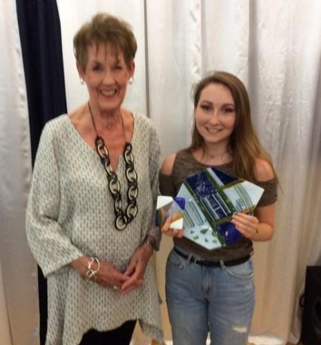 Charlotte Ferguson - Mary Hamilton Award 2016