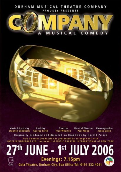 Company (2006) Poster