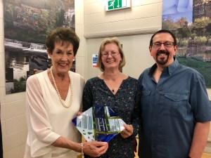 Alison Elrick - Mary Hamilton Award