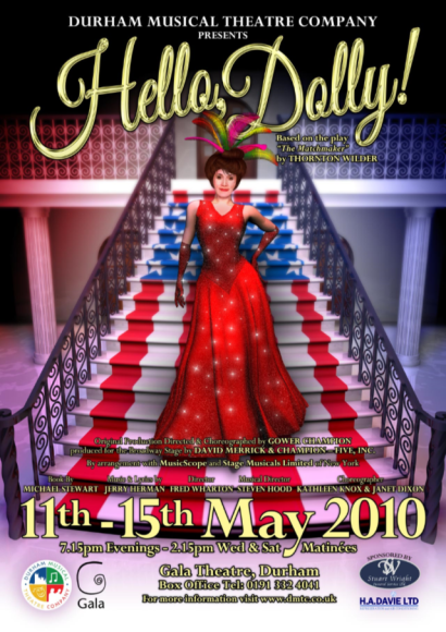 Hello, Dolly! (2010) Poster