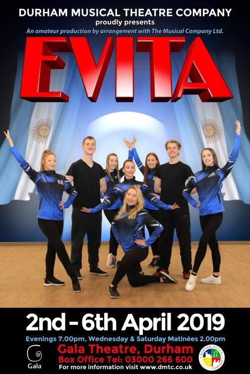 Evita (2019) - Dancers (Full)