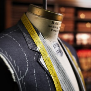 Suit of Elite London Tailor