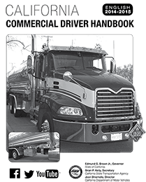 California CDL Manual