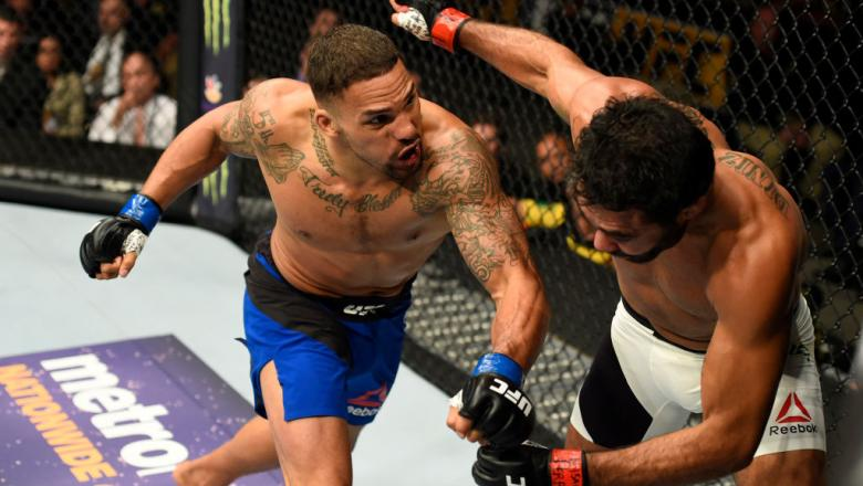 Image result for eryk anders ufc
