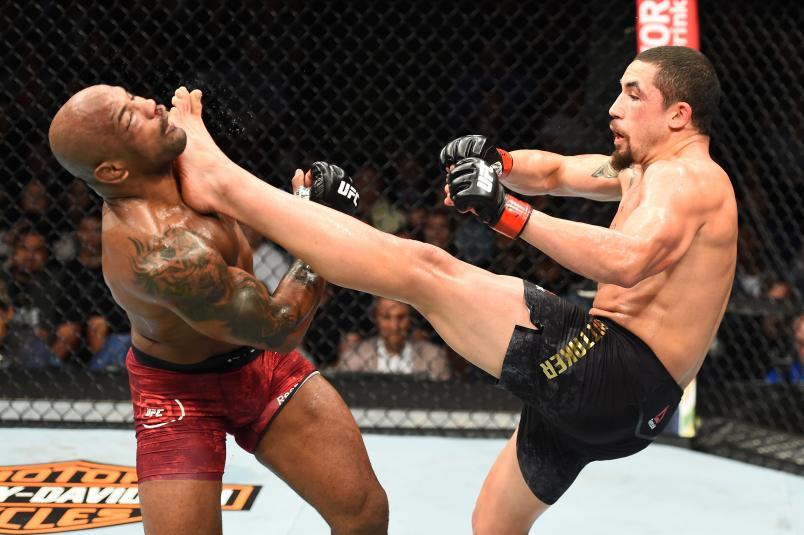 watch the best UFC fights on Kodi