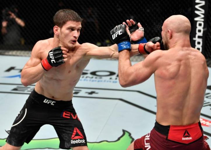 Movsar Evloev Feels He's Destined For Greatness | UFC