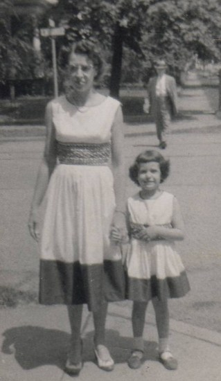mom and me matching dresses