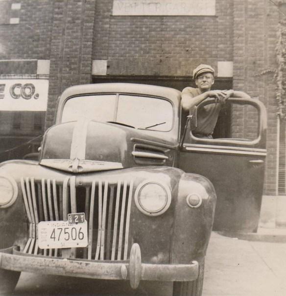 Dad Holland car