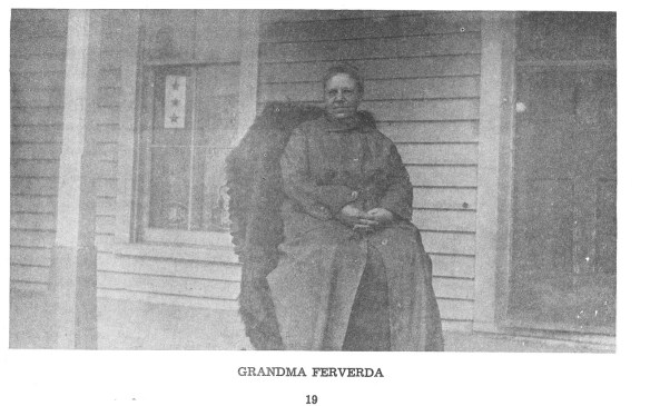 Grandma Evaline Miller Ferverda