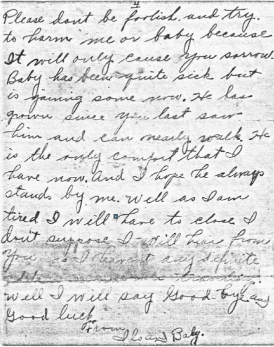 ilo letter last page