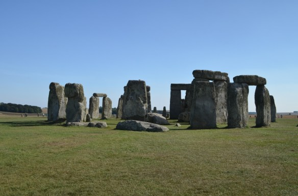 Stonehenge - the stones