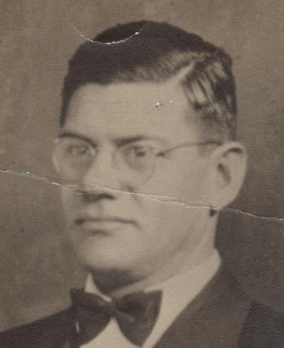 William Sterling Estes circi 1950 crop