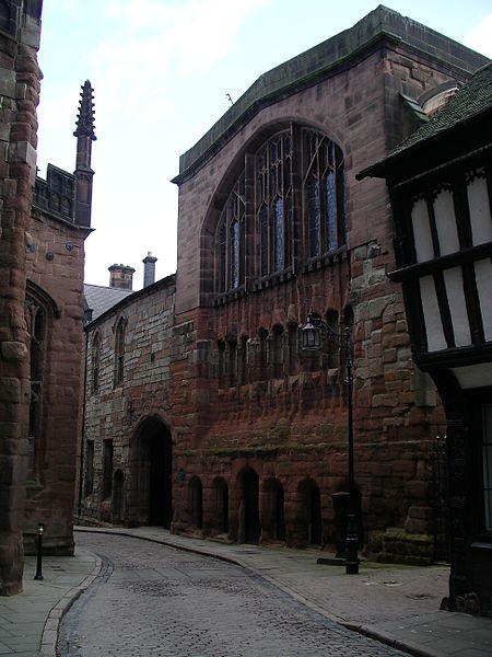 Coventry guild hall