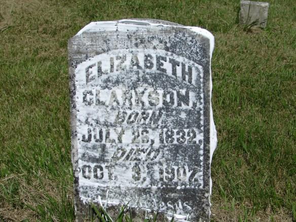 Elizabeth Clarkson Stone
