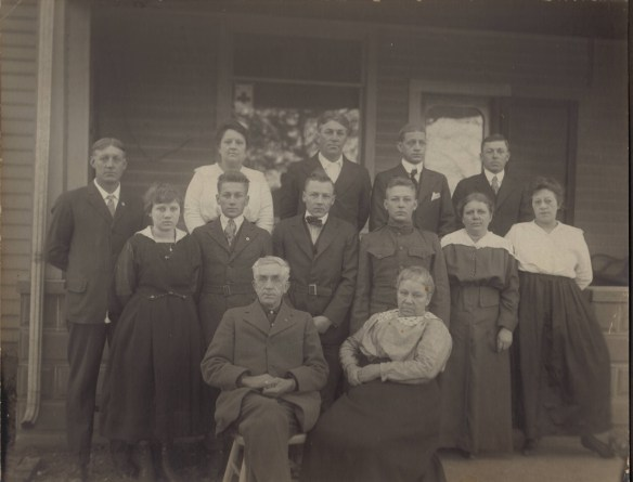 ferverda family original photo