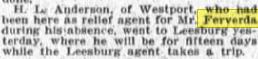 Ferverda news 1912 - 3