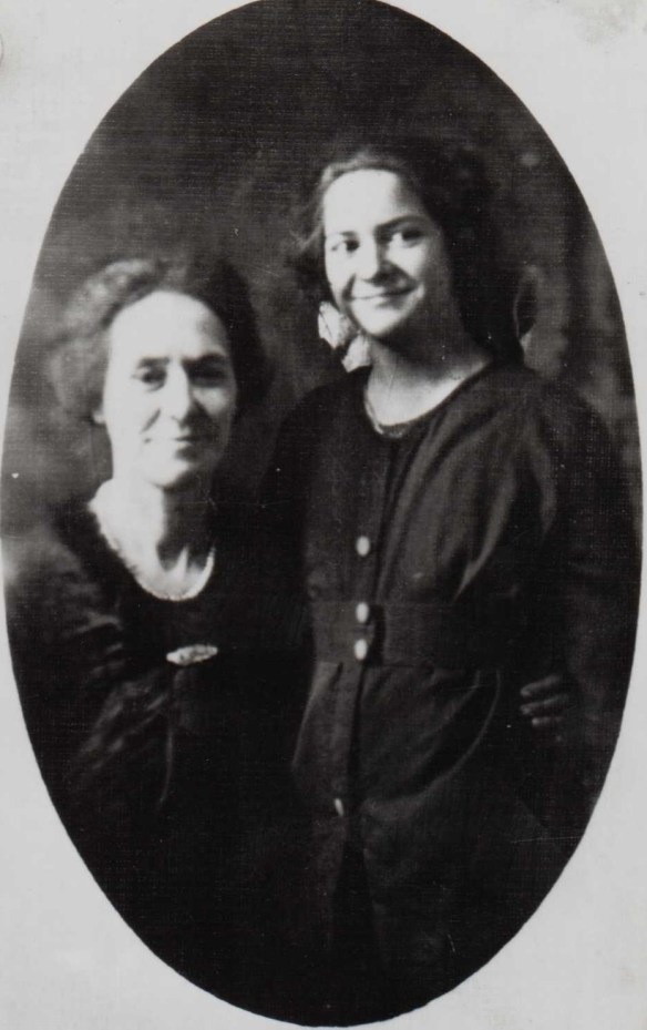 Ollie and Margaret 1918