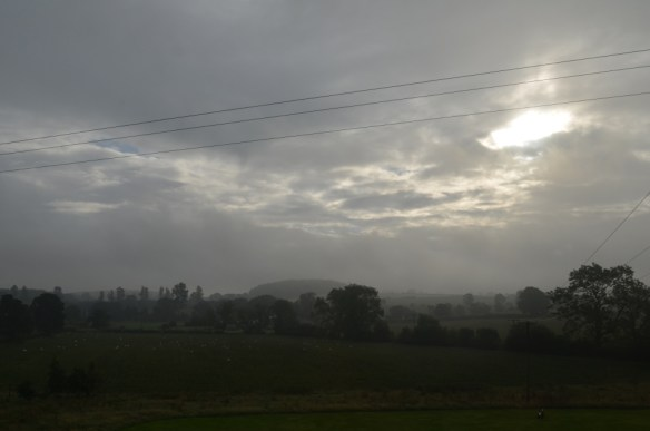 Pendle Hill mist