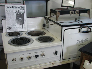 1925 electric stove