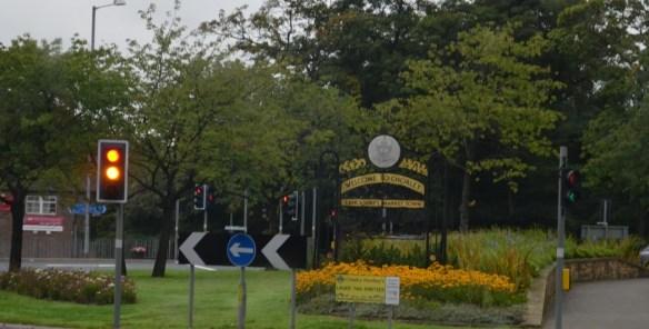 Chorley welcome