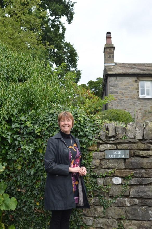 Crissie at Rose Cottage