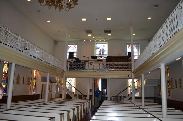 St Ignatius interior 2