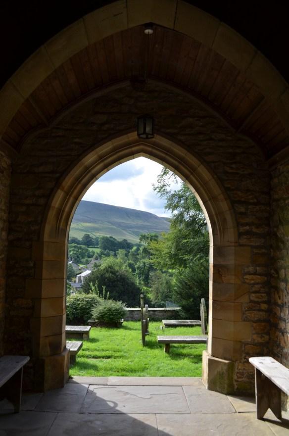 St Leonards door