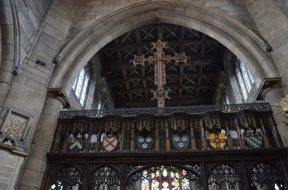Wilfrid's cross
