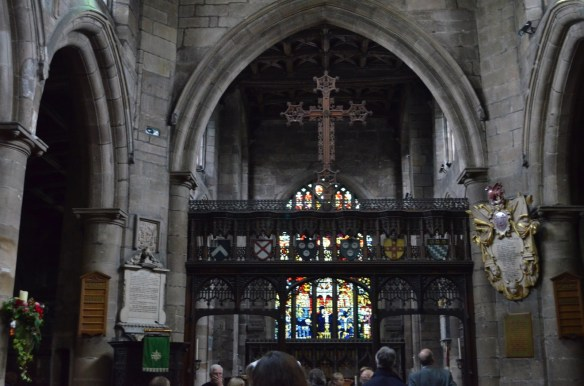 Wilfrid's nave
