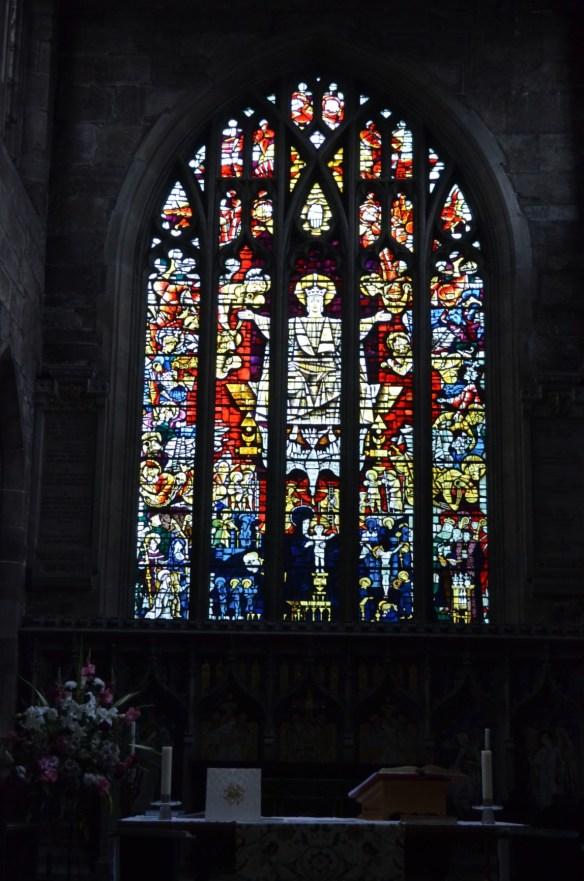 Wilfrid's windows