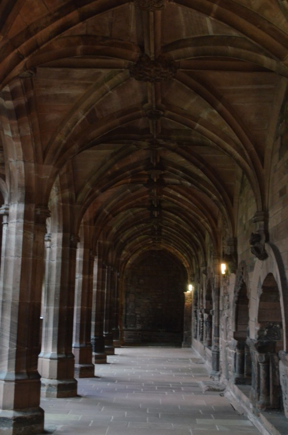 Chester cloisters
