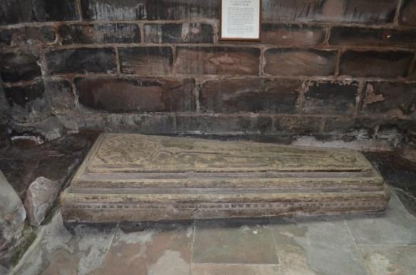 Chester grave slab