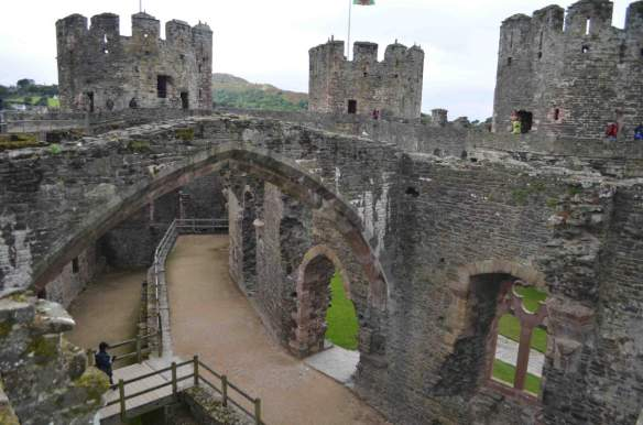Conwy arches