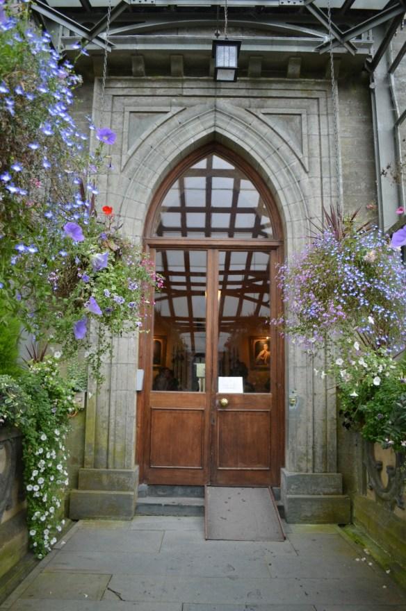 Inverary entrance