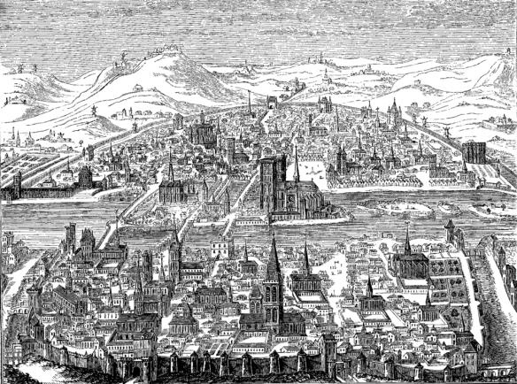 paris 1607