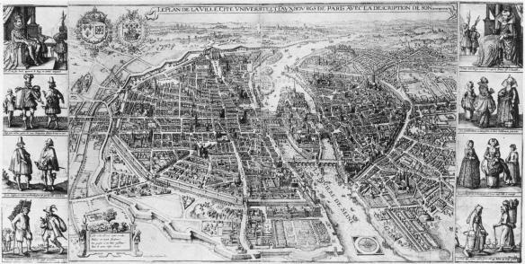 paris 1660