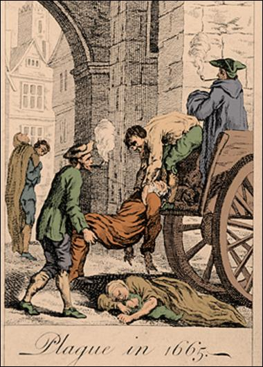 plague 1665