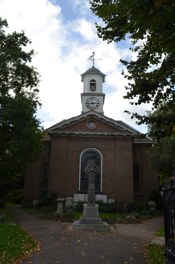deal st georges church