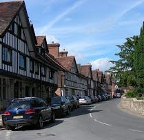 england roads