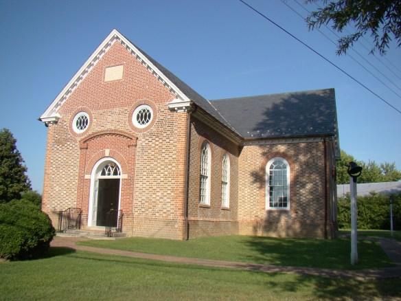 North Farnham Church