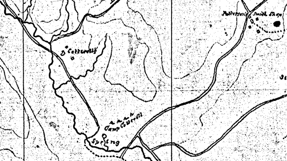 laz land on map