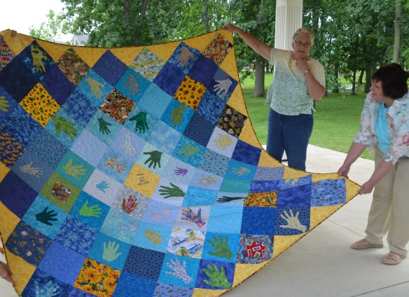 kathy mary quilt