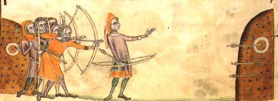 longbow practice
