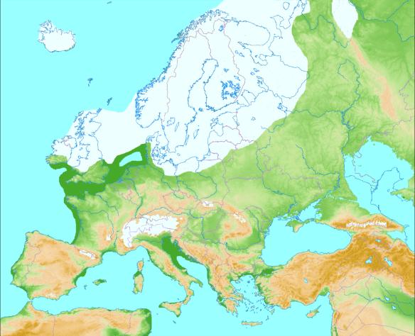 ice age euripe