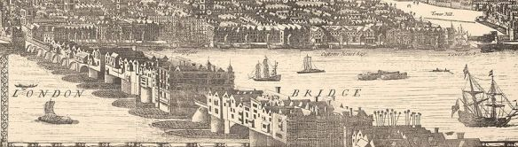 London Bridge 1682