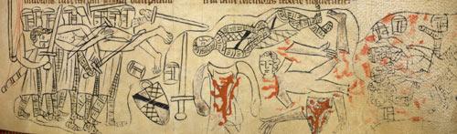 Death of Simon de Montfort