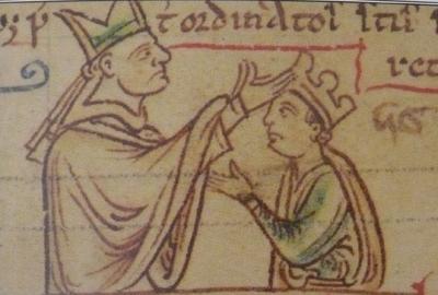 Henry III second coronation