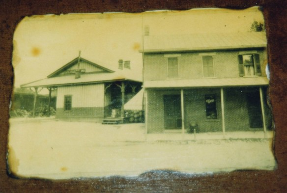 Kirsch House postcard